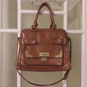 Handbags - Saddle Brown Crossbody/Handbag